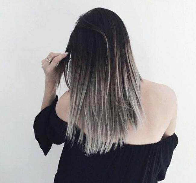 Cheveux Gris : La tendance qui Marquera 2016 | Coiffure ...