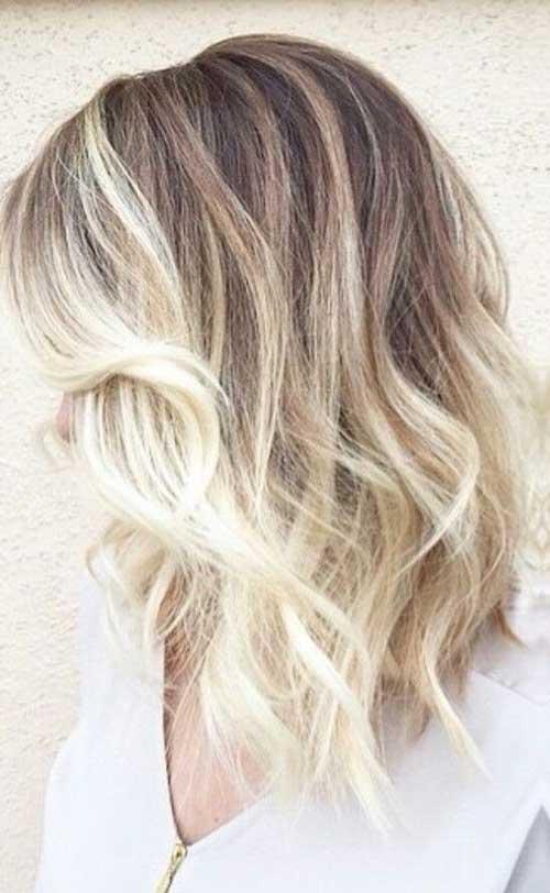 Top 20 plus beaux ombr hair blond coiffure simple et facile - Couleur ombre hair ...