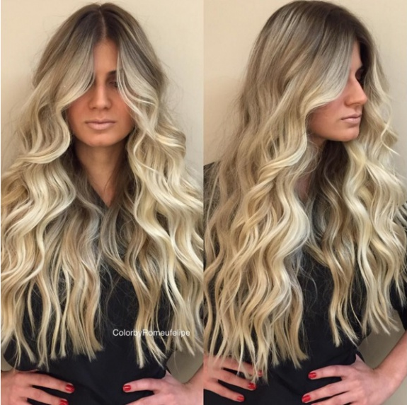 les meilleurs balayage cheveux blonds en 2017 coiffure simple et facile. Black Bedroom Furniture Sets. Home Design Ideas