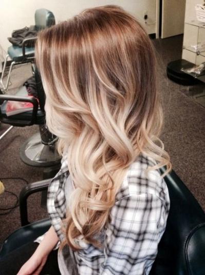 M ches et ombre hair blond le top 10 meilleurs mod les coiffure simple et facile - Couleur ombre hair ...