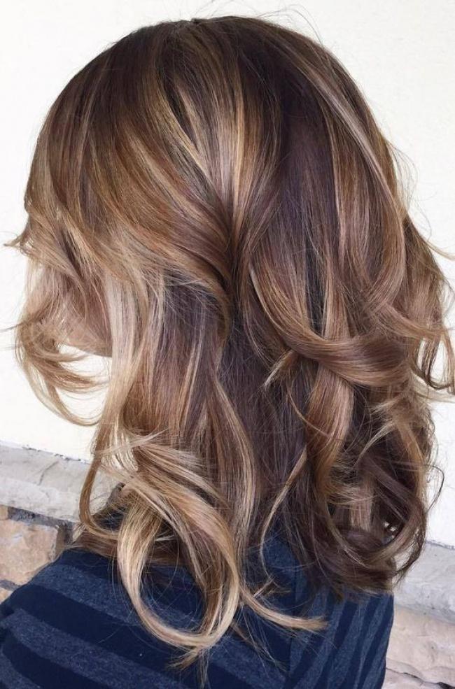 Super Cheveux blond Méchés : les meilleurs modèles. | Coiffure simple et  UE48