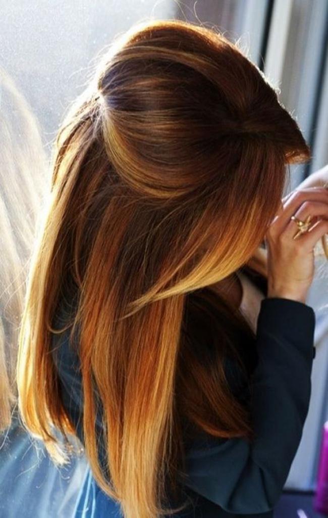 Si vous souhaitez avoir un ombré hair chic nhésitez pas et cherchez sur notre site,nous vous proposons les meilleurs modèles à suivre  Coiffures,