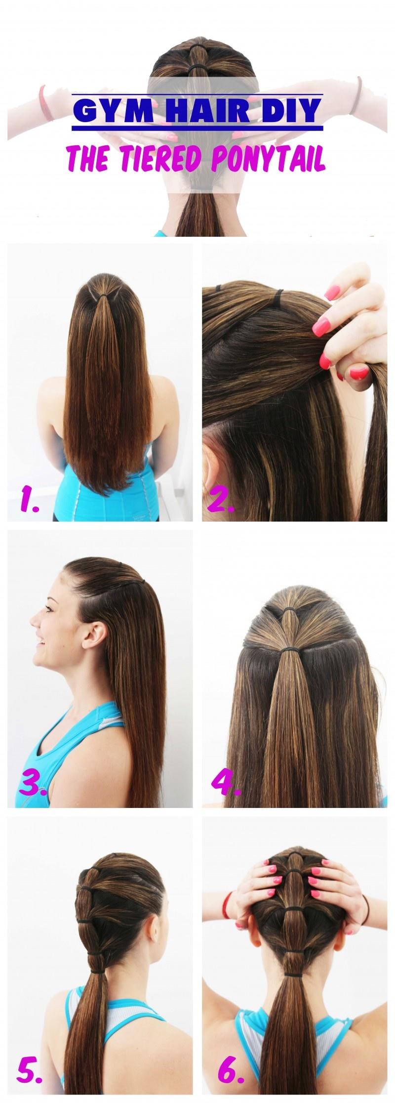 Astuce coiffure femme