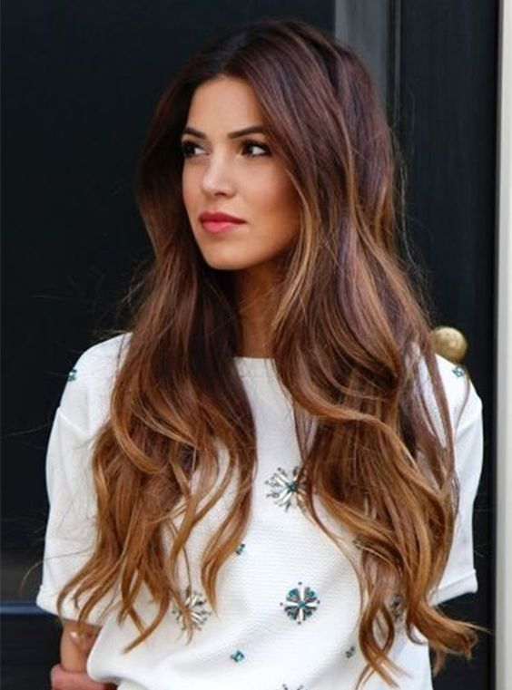 Wavy hair cheveux mi long