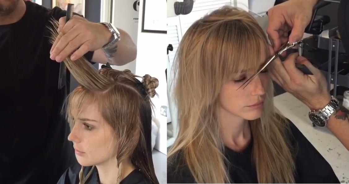 Préféré Coiffure Cheveux Long Facile. Coiffure Femme Mi Long Cetteunique  SA14