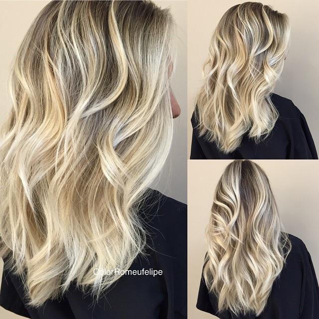 cheveux Méches 1