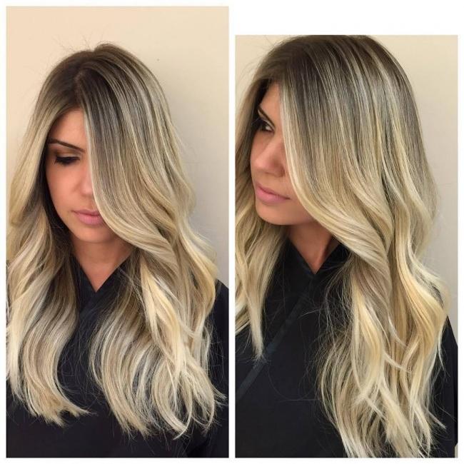 cheveux Méches 10