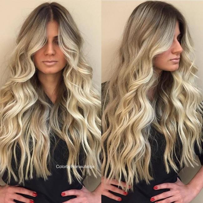cheveux Méches 12
