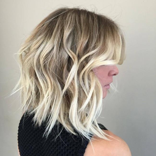 cheveux Méches 13