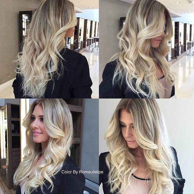 cheveux Méches 14