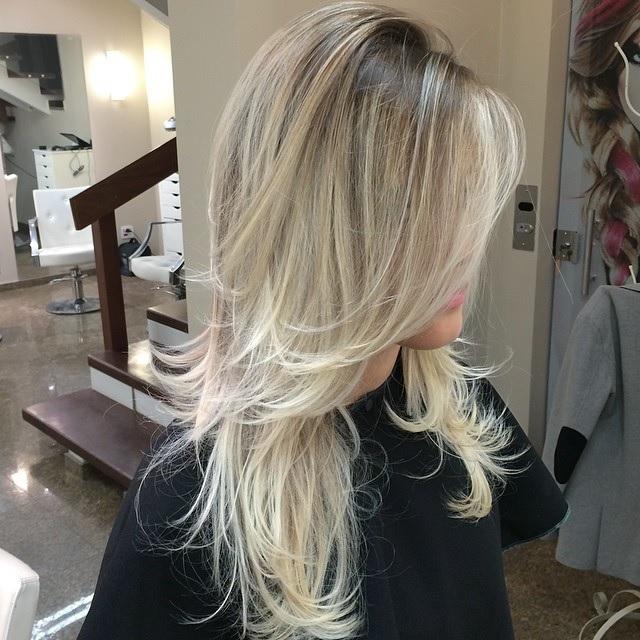 cheveux Méches 15