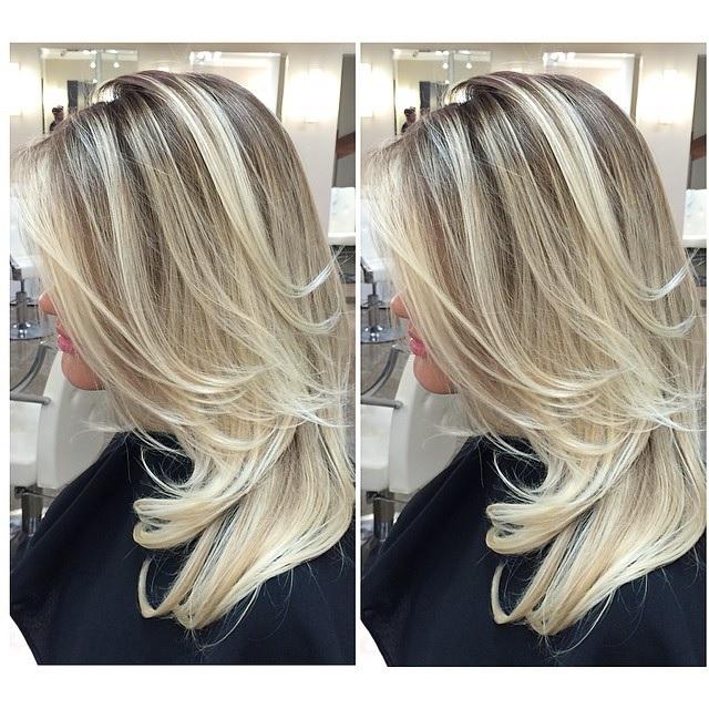 cheveux Méches 4