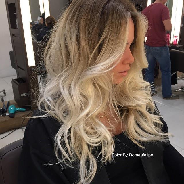 cheveux Méches 5