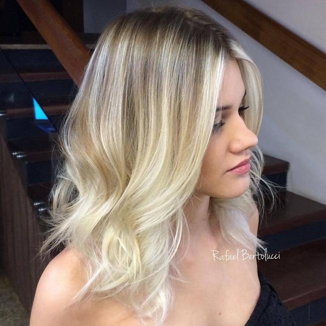 cheveux Méches 6