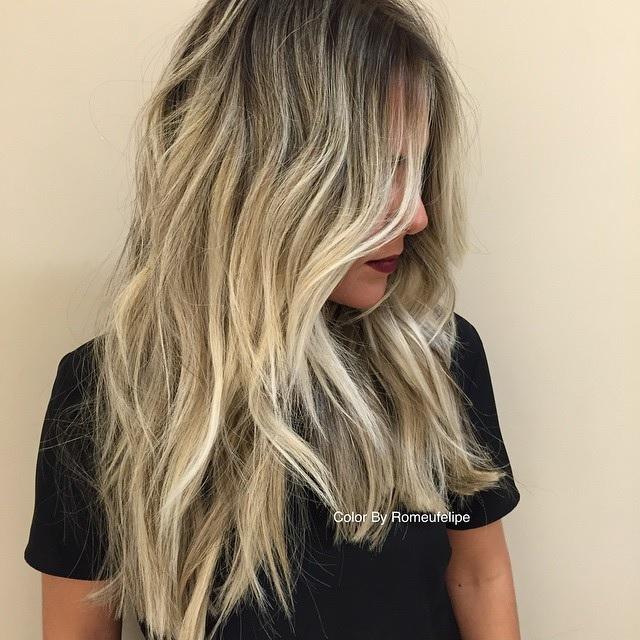 cheveux Méches 7