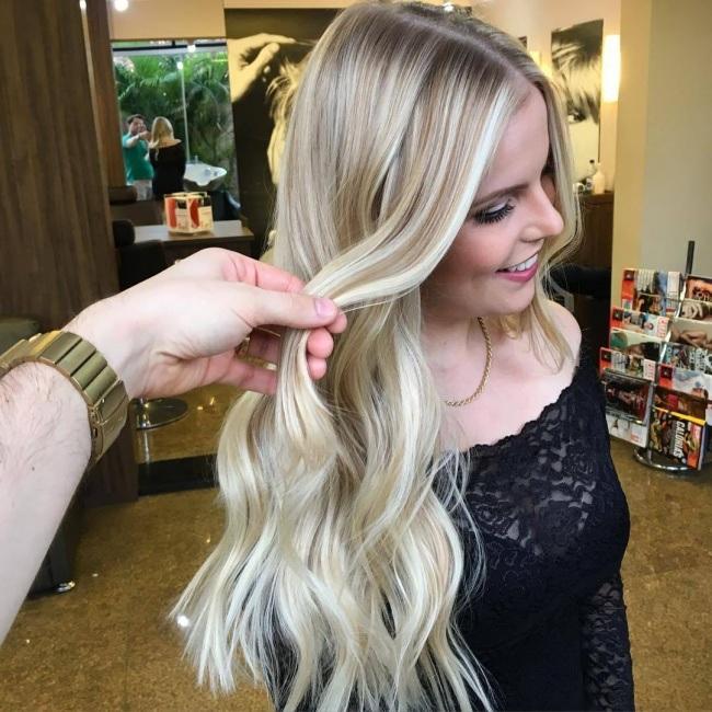 cheveux Méches 8