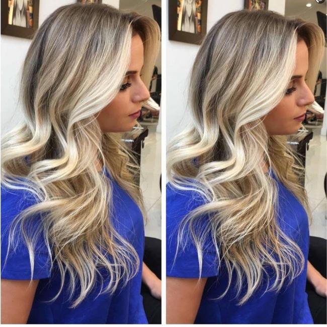 cheveux Méches 9