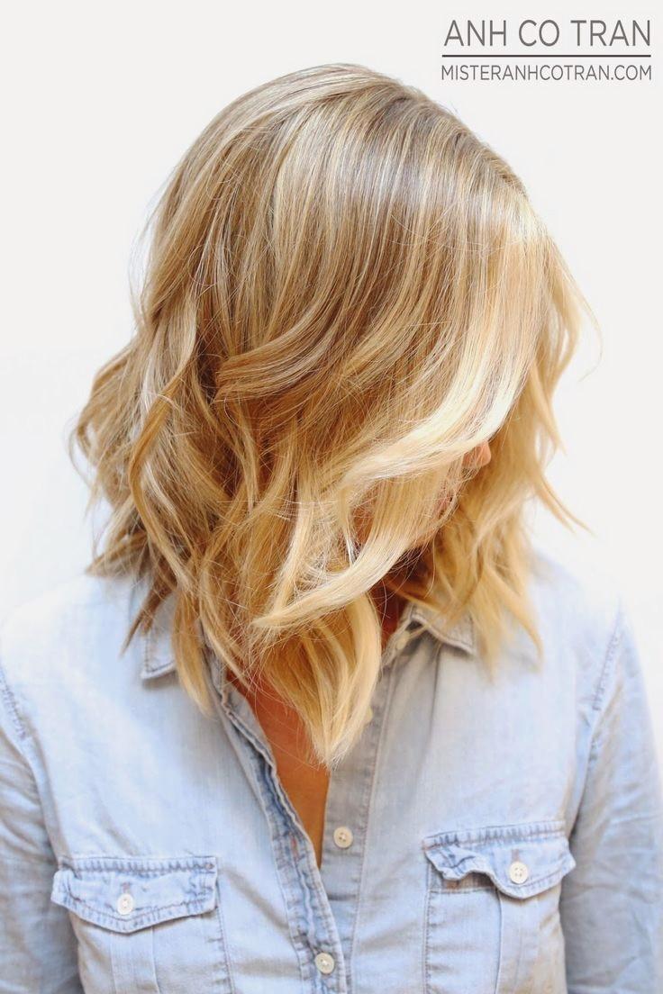 cheveux Mi-longs 40