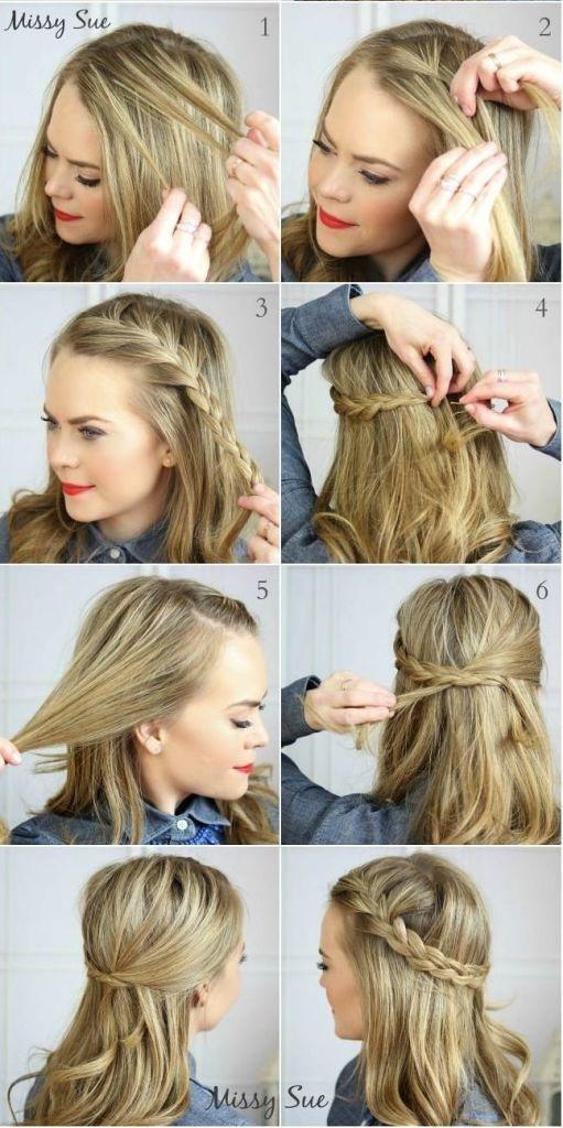 cheveux Mi-longs 53