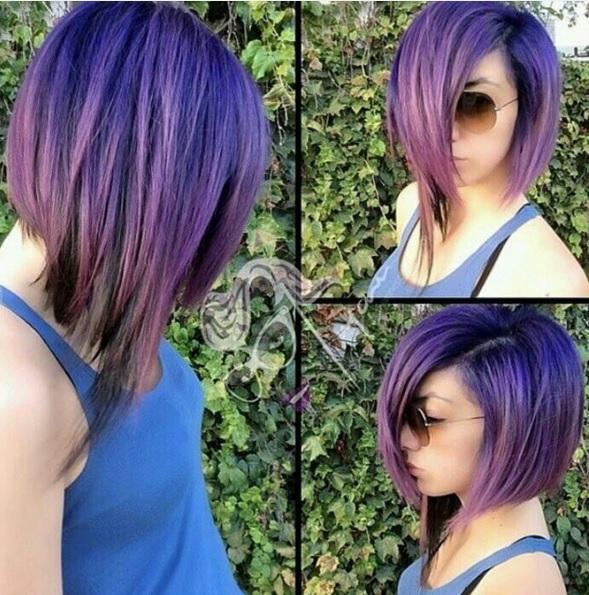 couleurs cheveux courts