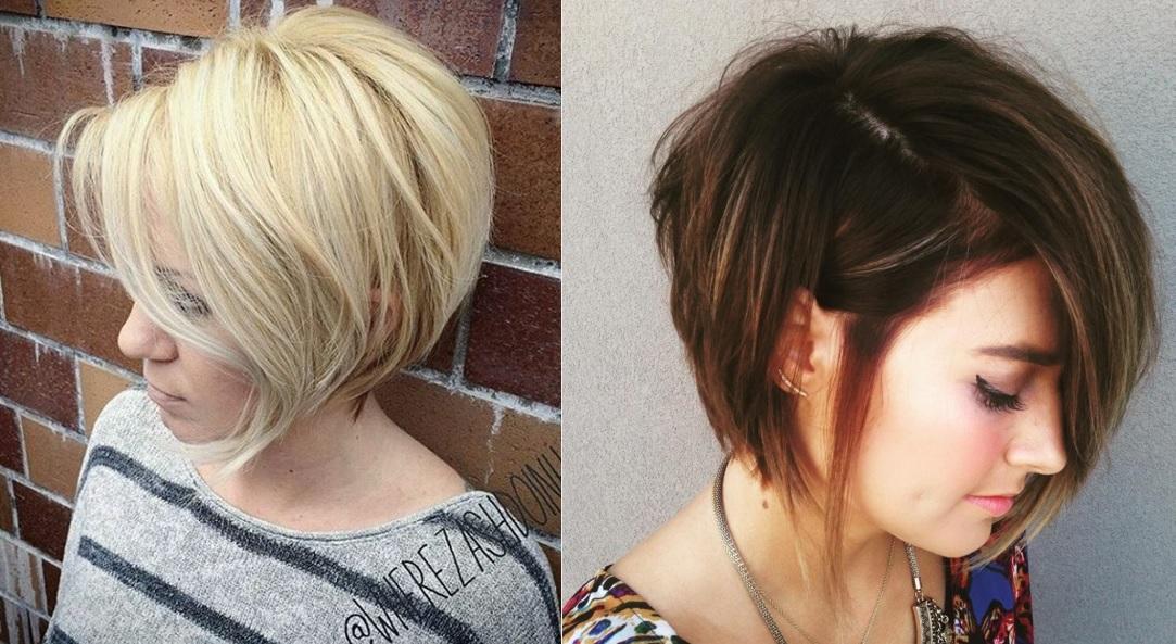 Modele de coupe de cheveux asymetrique