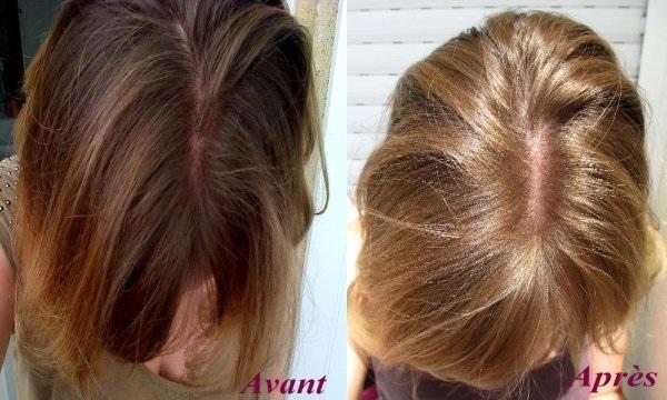 La coloration pour cheveux italienne avec lhuile dolive