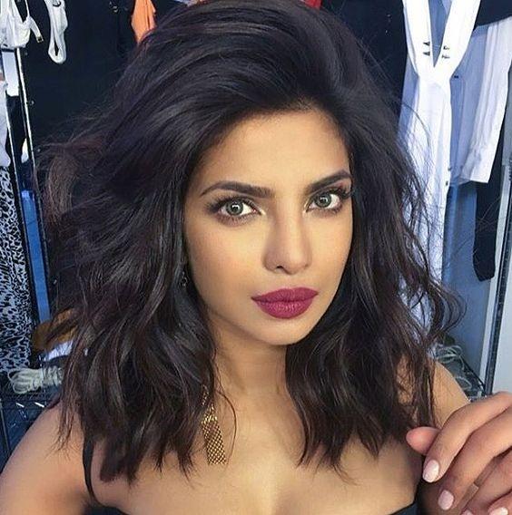 Cheveux Mi-longs Modèles Les Plus Fashions 10
