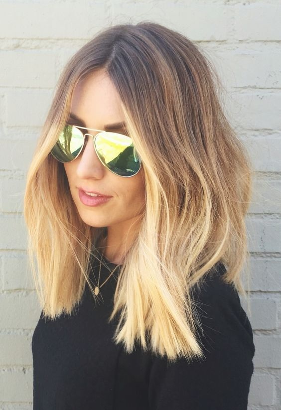 Cheveux Mi-longs Modèles Les Plus Fashions 12