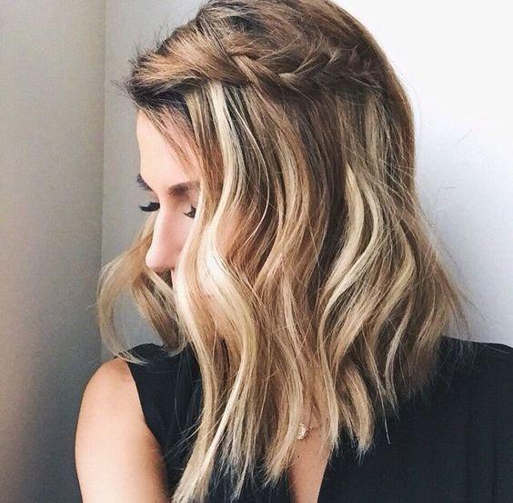 Cheveux Mi-longs Modèles Les Plus Fashions 13