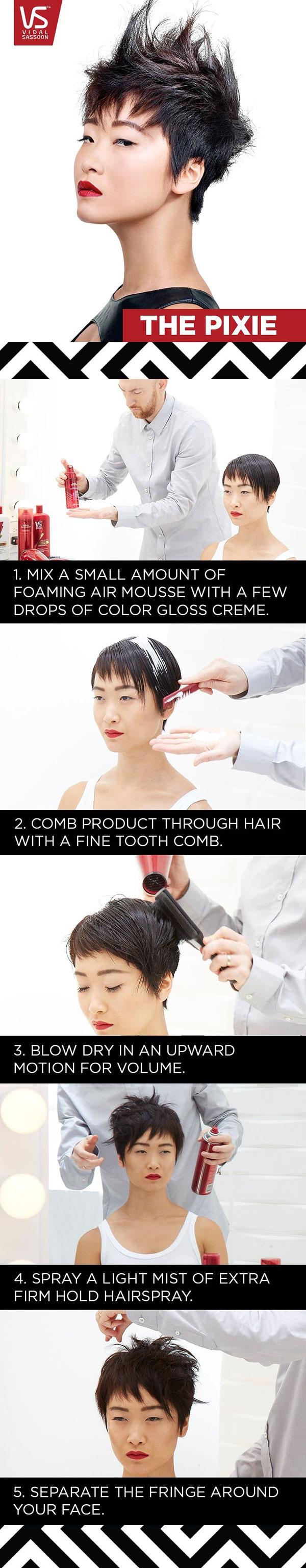 Coiffures-De-5-Minutes-Pour-Vos-Cheveux-Courts-2