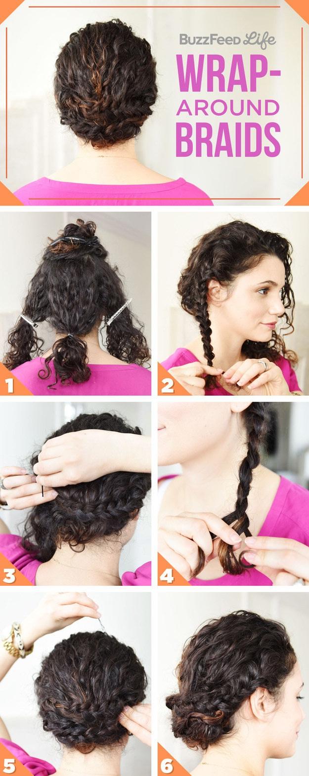 Coiffures-Pratiques-Sur-Cheveux-Bouclés-1