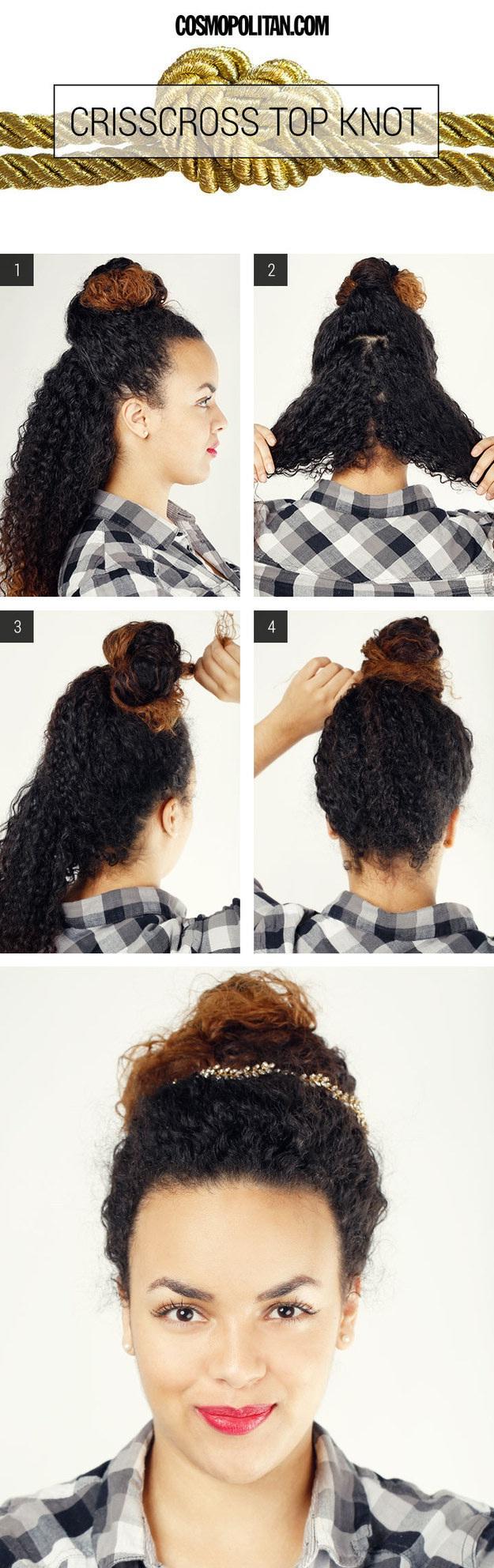 Coiffures-Pratiques-Sur-Cheveux-Bouclés-13