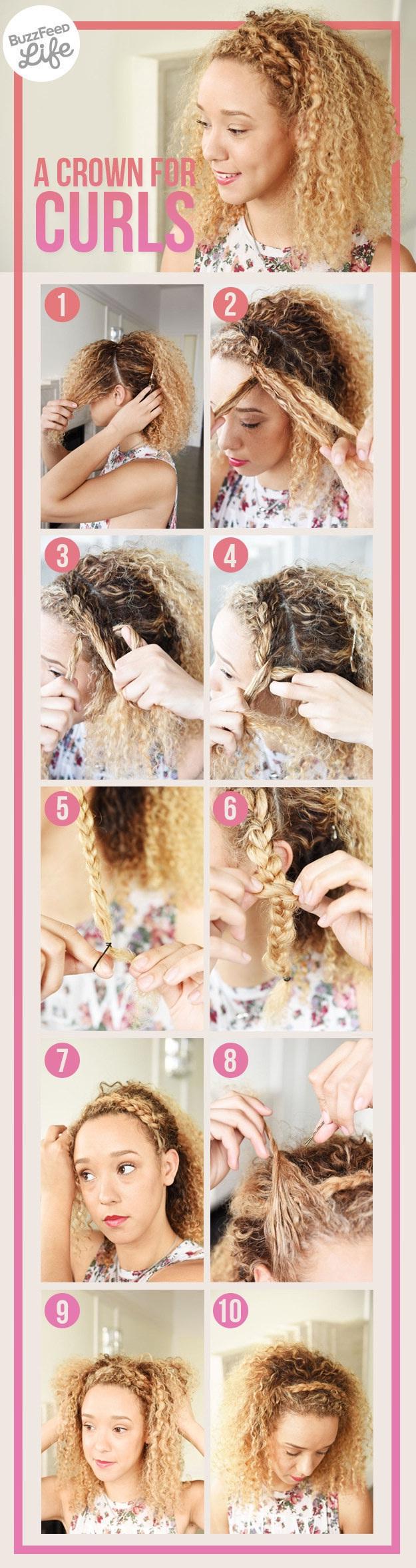 Coiffures-Pratiques-Sur-Cheveux-Bouclés-5