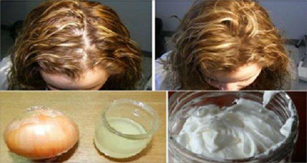 Solution pour la pousse des cheveux