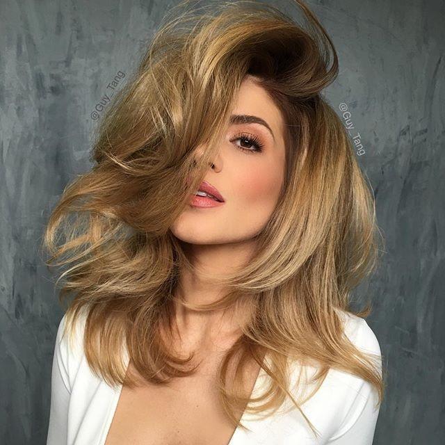 Les Dernières tendances Coloration Cheveux  1