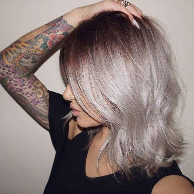 Les Dernières tendances Coloration Cheveux  14
