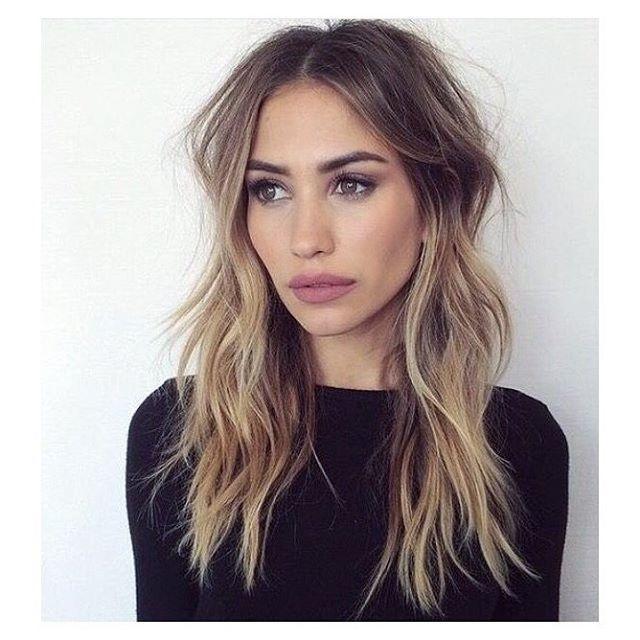 Les Dernières tendances Coloration Cheveux  18