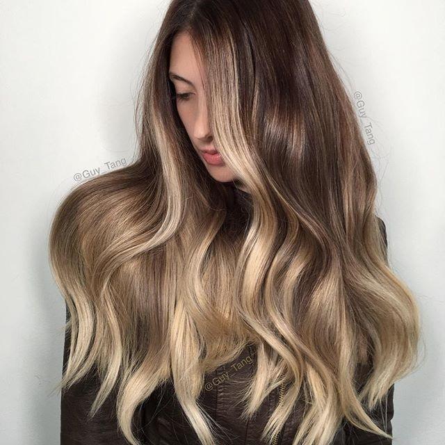 Les Dernières tendances Coloration Cheveux  2