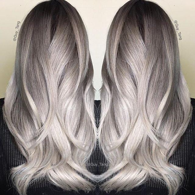 Les Dernières tendances Coloration Cheveux  3