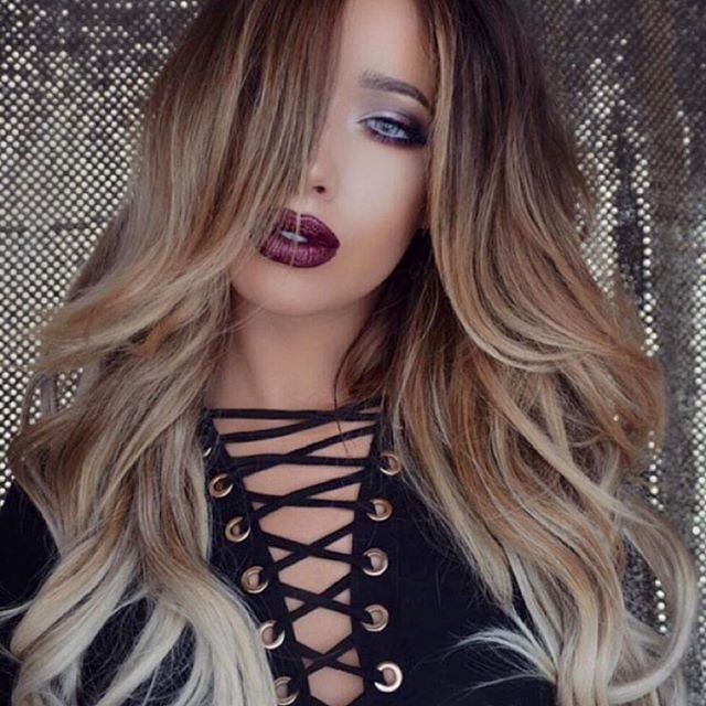 Les Dernières tendances Coloration Cheveux  5