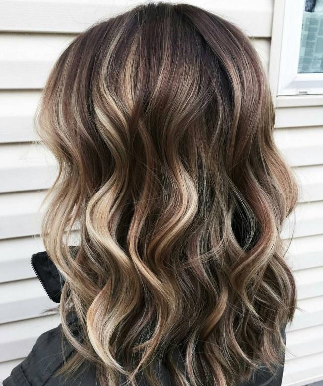 Les Dernières tendances Coloration Cheveux  6