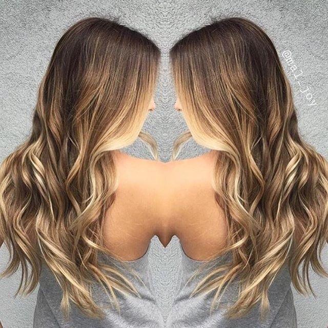 Les Dernières tendances Coloration Cheveux  8