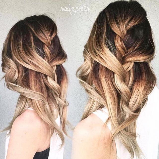 Les Dernières tendances Coloration Cheveux  9