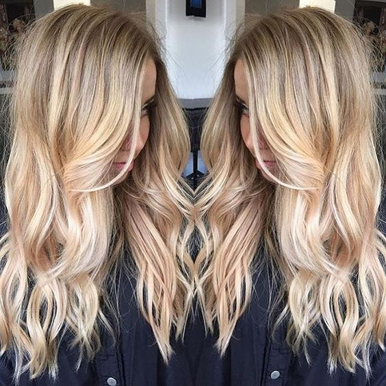 Blonde and brown hair color ideas tumblr