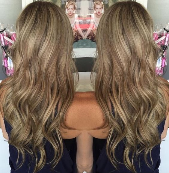 les nuances blond caf et beige avec des - Coloration Blond Beige