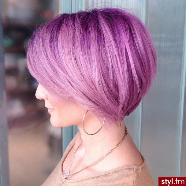Magnifiques Couleurs Pour Cheveux Courts 14