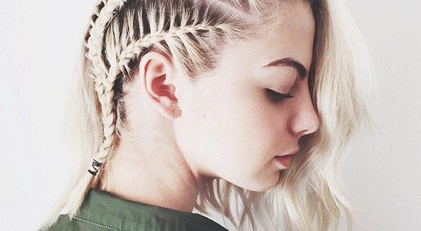 23 Magnifiques Tresses Sur Cheveux Courts Coiffure