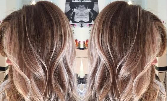 si vous voulez savoir les tendances de coloration des cheveux porter cet t voici ce catalogue des couleurs cheveux mches et ombre hair - Coloration Blond Beige