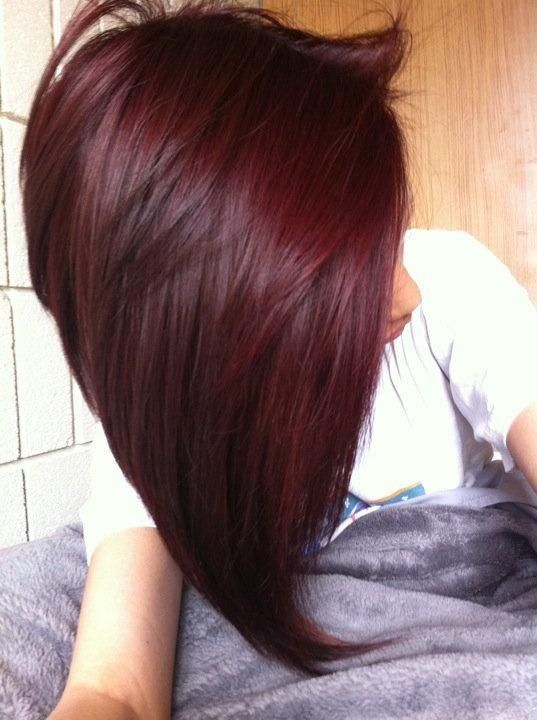 Une Couleur Magnifique De Cheveux Coiffure Simple Et Facile