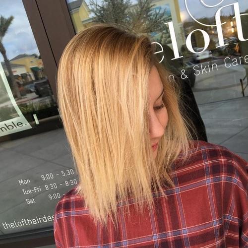 cheveux Mi-longs 13